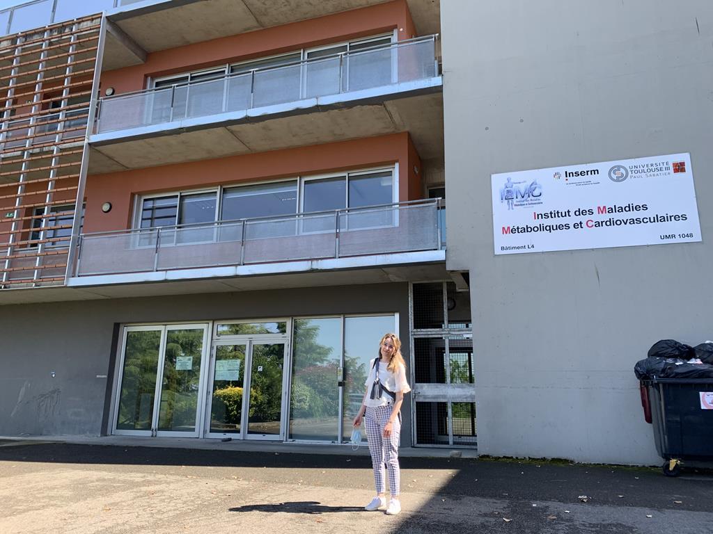 La investigadora pre-doctoral María Arnoriaga se desplaza a Toulouse para realizar una estancia de investigación en el marco del proyecto ThinkGut
