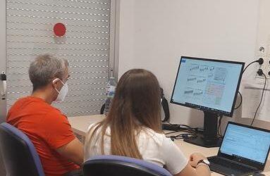 Nueva incorporación de estudiante en prácticas al equipo del ThinkGut