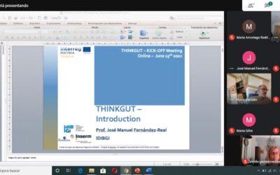 El proyecto ThinkGut, en marcha después de que se celebre su reunión de lanzamiento